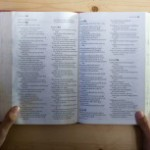 Bible Open to Psalms-230