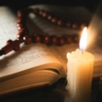 Candle Bible Rosary-230
